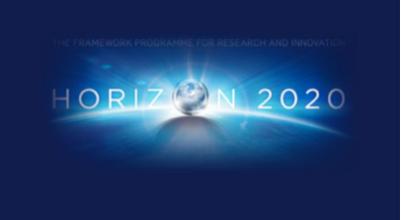 logotyp programu HORYZONT 2020