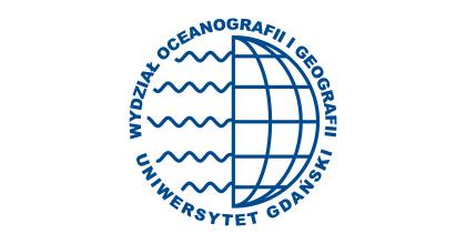 logotyp Wydziału Oceanografii i Geografii