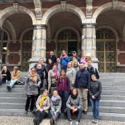 Grupa tutorów w Groningen
