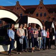 Spotkanie robocze projektu w partnerstwie polsko-szwajcarskim Pracowni Rekonstrukcji Zmian Środowiska