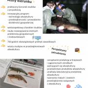 Akwakultura - biznes i technologia - studia I stopnia