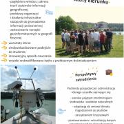 Geografia fizyczna z geoinformacją - studia II stopnia