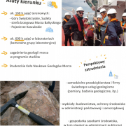 Geologia - studia I stopnia