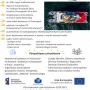 Oceanografia - studia II stopnia
